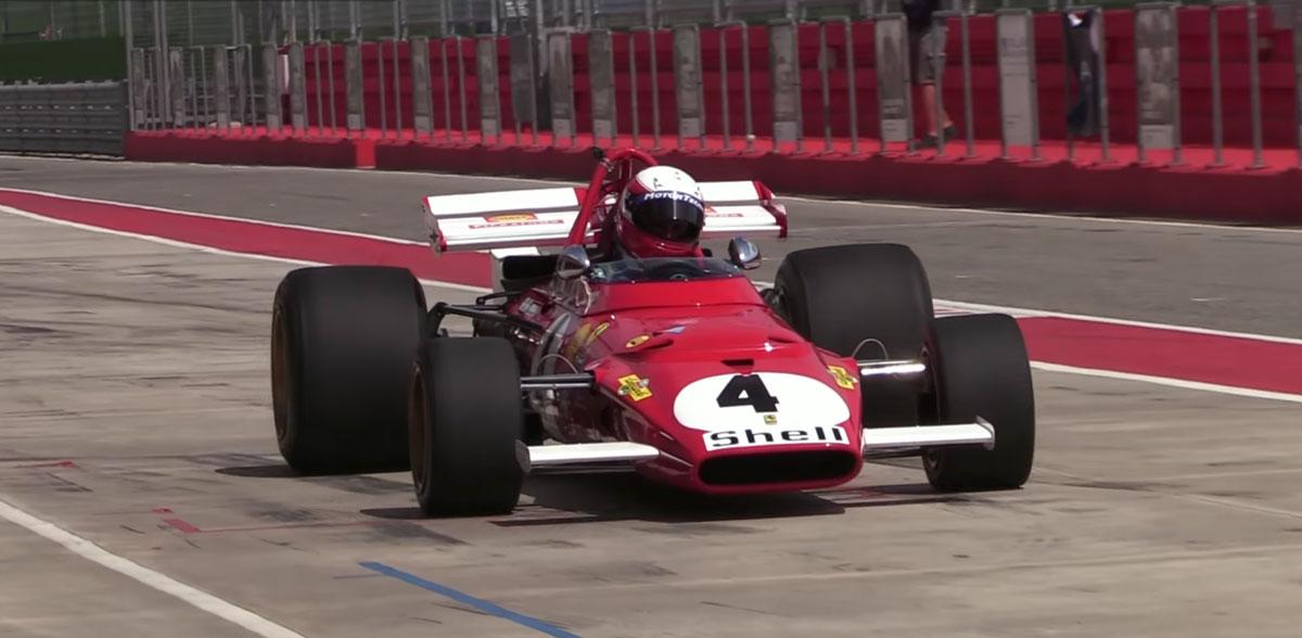 Classic F1 Ferrari