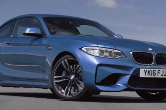 BMW Madness – M2 vs 1M Coupe vs M4 Track Comparison (video)
