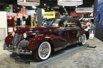 Report from Sema – 'Madam X' by Chip Foose Revealed