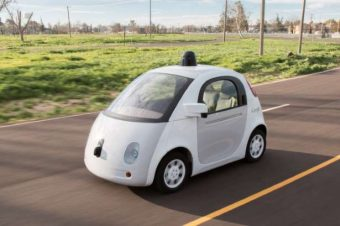 Why the first fully autonomous cars won't look like anything else on the road.