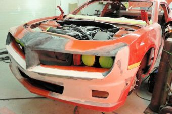 Dabler Auto Body Hosts Polyvance Plastic Repair Clinic