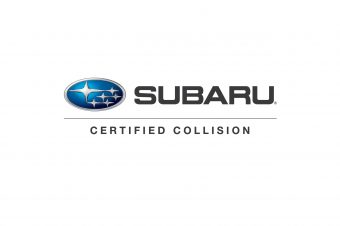 Subaru Certified Collision Repair