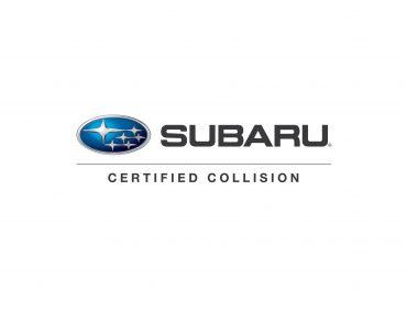 Subaru Certified Collision Repair